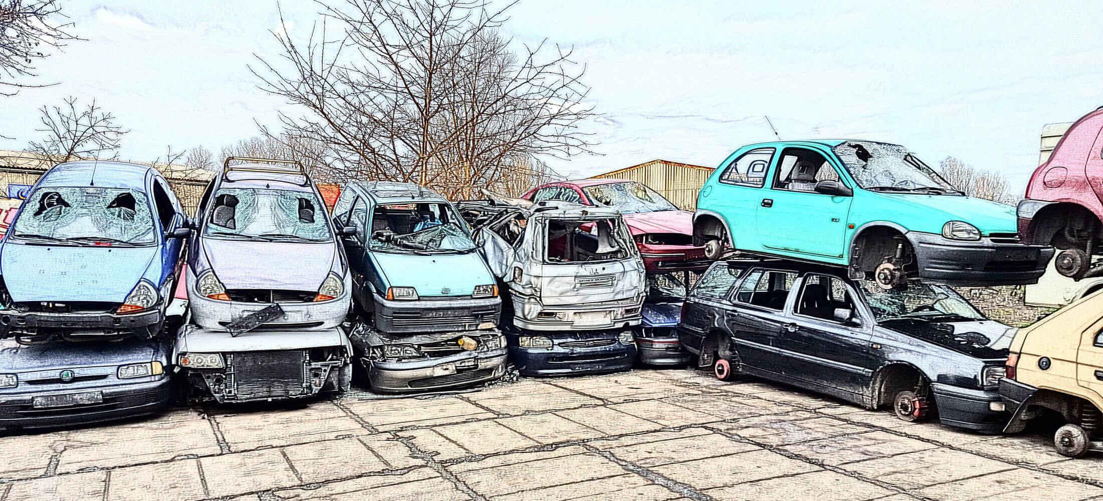 Výkup automobilů a likvidace vozidel